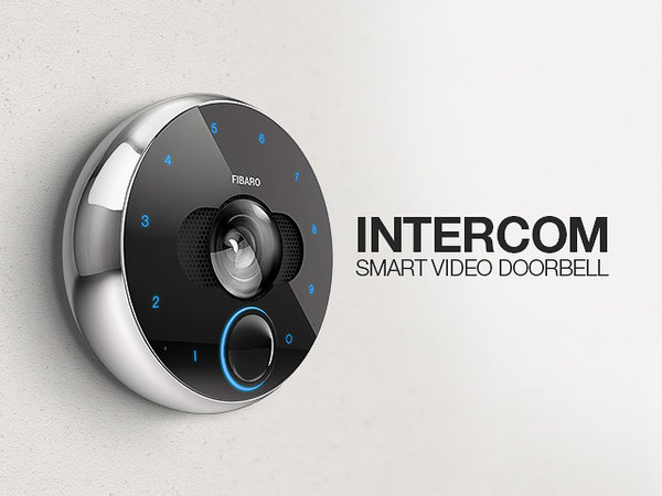 Видеодомофон Intercom FIBARO