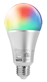 Aeotec LED Bulb 6 Multi-Color (E27) - умна крушка